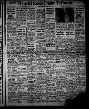 Primary view of object titled 'The El Reno Daily Tribune (El Reno, Okla.), Vol. 59, No. 60, Ed. 1 Tuesday, May 9, 1950'.