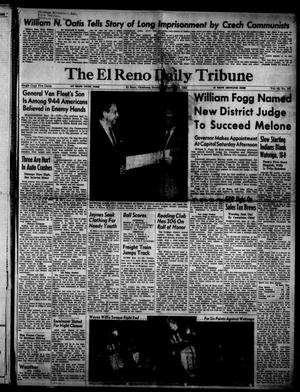 Primary view of object titled 'The El Reno Daily Tribune (El Reno, Okla.), Vol. 62, No. 167, Ed. 1 Sunday, September 13, 1953'.