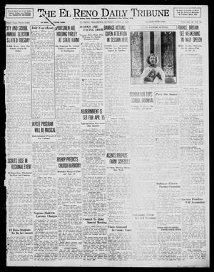 Primary view of object titled 'The El Reno Daily Tribune (El Reno, Okla.), Vol. 48, No. 32, Ed. 1 Sunday, April 2, 1939'.