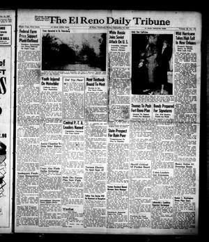 Primary view of object titled 'The El Reno Daily Tribune (El Reno, Okla.), Vol. 56, No. 171, Ed. 1 Friday, September 19, 1947'.