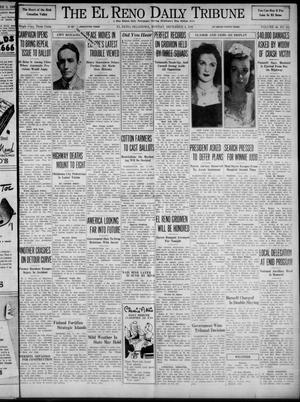 Primary view of object titled 'The El Reno Daily Tribune (El Reno, Okla.), Vol. 48, No. 241, Ed. 1 Monday, December 4, 1939'.