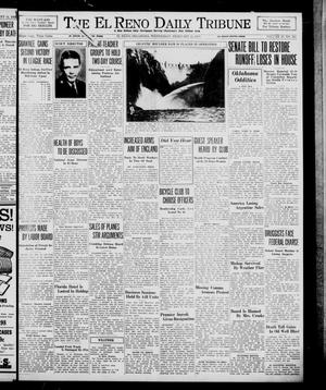 Primary view of object titled 'The El Reno Daily Tribune (El Reno, Okla.), Vol. 47, No. 303, Ed. 1 Wednesday, February 15, 1939'.