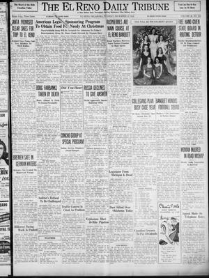 Primary view of object titled 'The El Reno Daily Tribune (El Reno, Okla.), Vol. 48, No. 248, Ed. 1 Tuesday, December 12, 1939'.