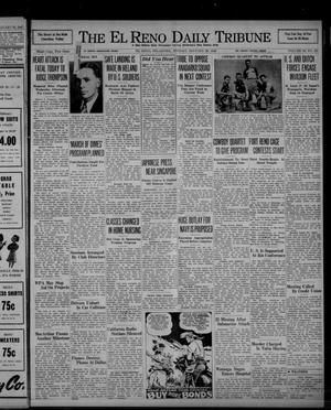 Primary view of object titled 'The El Reno Daily Tribune (El Reno, Okla.), Vol. 50, No. 281, Ed. 1 Monday, January 26, 1942'.