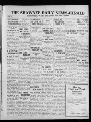 Primary view of The Shawnee Daily News-Herald (Shawnee, Okla.), Vol. 17, No. 261, Ed. 1 Friday, June 27, 1913