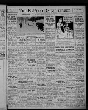 Primary view of object titled 'The El Reno Daily Tribune (El Reno, Okla.), Vol. 51, No. 27, Ed. 1 Tuesday, March 31, 1942'.