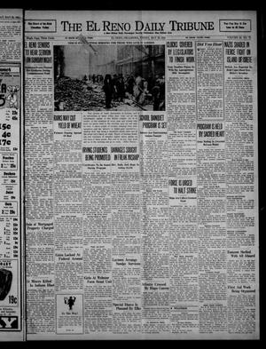 Primary view of object titled 'The El Reno Daily Tribune (El Reno, Okla.), Vol. 50, No. 72, Ed. 1 Friday, May 23, 1941'.
