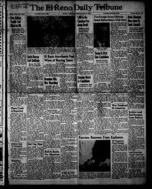 Primary view of object titled 'The El Reno Daily Tribune (El Reno, Okla.), Vol. 59, No. 116, Ed. 1 Thursday, July 13, 1950'.