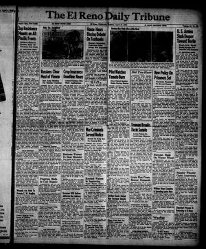 Primary view of object titled 'The El Reno Daily Tribune (El Reno, Okla.), Vol. 54, No. 35, Ed. 1 Tuesday, April 10, 1945'.