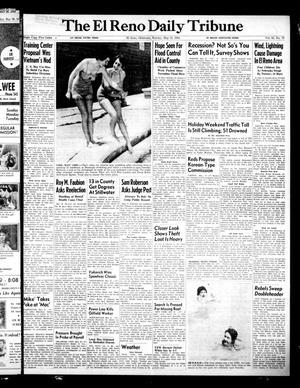 Primary view of The El Reno Daily Tribune (El Reno, Okla.), Vol. 63, No. 79, Ed. 1 Monday, May 31, 1954
