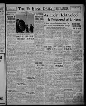 Primary view of object titled 'The El Reno Daily Tribune (El Reno, Okla.), Vol. 50, No. 306, Ed. 1 Tuesday, February 24, 1942'.