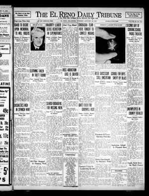 Primary view of object titled 'The El Reno Daily Tribune (El Reno, Okla.), Vol. 46, No. 271, Ed. 1 Tuesday, January 18, 1938'.