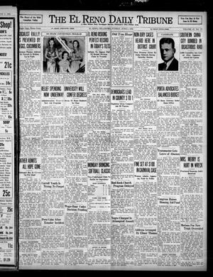 Primary view of object titled 'The El Reno Daily Tribune (El Reno, Okla.), Vol. 47, No. 77, Ed. 1 Sunday, June 5, 1938'.