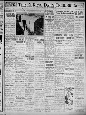 Primary view of object titled 'The El Reno Daily Tribune (El Reno, Okla.), Vol. 48, No. 135, Ed. 1 Tuesday, August 1, 1939'.