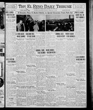 Primary view of object titled 'The El Reno Daily Tribune (El Reno, Okla.), Vol. 47, No. 302, Ed. 1 Tuesday, February 14, 1939'.
