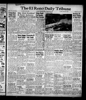 Primary view of object titled 'The El Reno Daily Tribune (El Reno, Okla.), Vol. 56, No. 177, Ed. 1 Friday, September 26, 1947'.