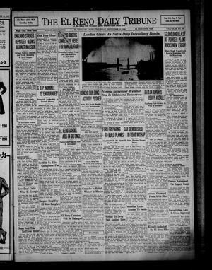 Primary view of The El Reno Daily Tribune (El Reno, Okla.), Vol. 49, No. 168, Ed. 1 Thursday, September 12, 1940