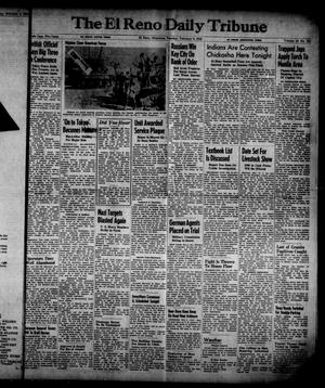 Primary view of object titled 'The El Reno Daily Tribune (El Reno, Okla.), Vol. 53, No. 291, Ed. 1 Tuesday, February 6, 1945'.