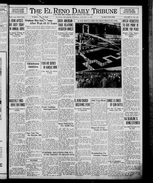 Primary view of object titled 'The El Reno Daily Tribune (El Reno, Okla.), Vol. 47, No. 290, Ed. 1 Tuesday, January 31, 1939'.