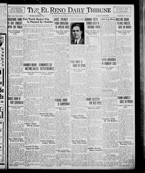 Primary view of object titled 'The El Reno Daily Tribune (El Reno, Okla.), Vol. 47, No. 294, Ed. 1 Sunday, February 5, 1939'.