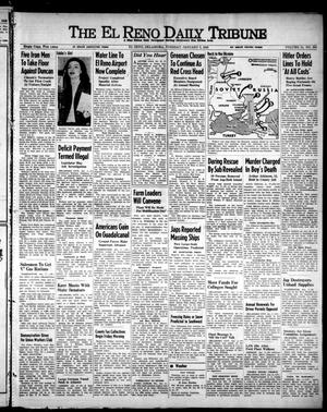 Primary view of object titled 'The El Reno Daily Tribune (El Reno, Okla.), Vol. 51, No. 263, Ed. 1 Tuesday, January 5, 1943'.