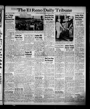 Primary view of object titled 'The El Reno Daily Tribune (El Reno, Okla.), Vol. 57, No. 298, Ed. 1 Tuesday, February 15, 1949'.