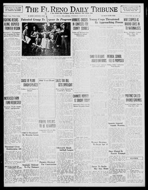 Primary view of object titled 'The El Reno Daily Tribune (El Reno, Okla.), Vol. 48, No. 28, Ed. 1 Tuesday, March 28, 1939'.