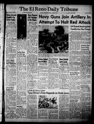 Primary view of The El Reno Daily Tribune (El Reno, Okla.), Vol. 60, No. 52, Ed. 1 Monday, April 30, 1951