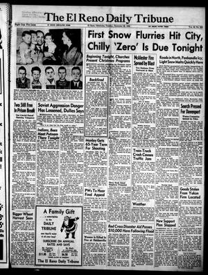 The El Reno Daily Tribune (El Reno, Okla.), Vol. 62, No. 253, Ed. 1 Tuesday, December 22, 1953