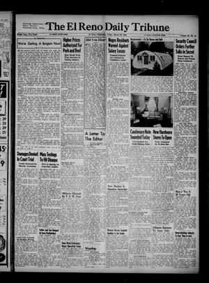 The El Reno Daily Tribune (El Reno, Okla.), Vol. 55, No. 25, Ed. 1 Friday, March 29, 1946