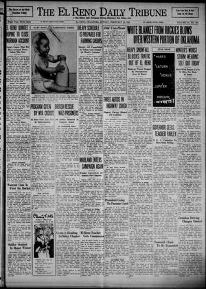 Primary view of object titled 'The El Reno Daily Tribune (El Reno, Okla.), Vol. 48, No. 305, Ed. 1 Sunday, February 18, 1940'.