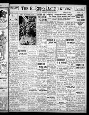 Primary view of The El Reno Daily Tribune (El Reno, Okla.), Vol. 47, No. 67, Ed. 1 Tuesday, May 24, 1938