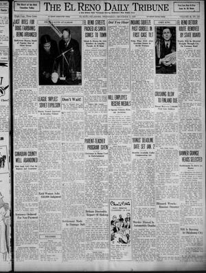 Primary view of object titled 'The El Reno Daily Tribune (El Reno, Okla.), Vol. 48, No. 249, Ed. 1 Wednesday, December 13, 1939'.