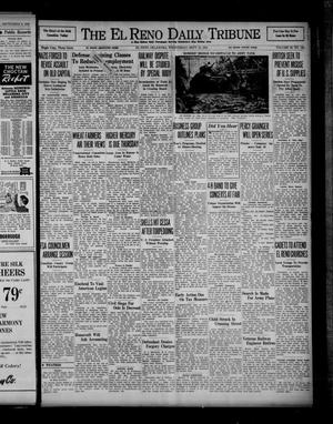 Primary view of object titled 'The El Reno Daily Tribune (El Reno, Okla.), Vol. 50, No. 165, Ed. 1 Wednesday, September 10, 1941'.
