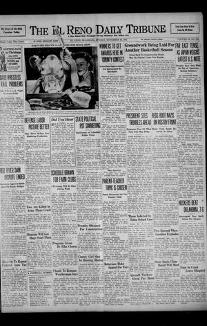 Primary view of object titled 'The El Reno Daily Tribune (El Reno, Okla.), Vol. 50, No. 233, Ed. 1 Sunday, November 30, 1941'.