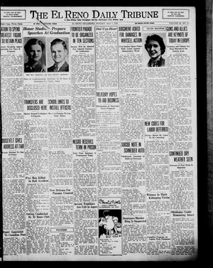 Primary view of object titled 'The El Reno Daily Tribune (El Reno, Okla.), Vol. 48, No. 57, Ed. 1 Monday, May 1, 1939'.