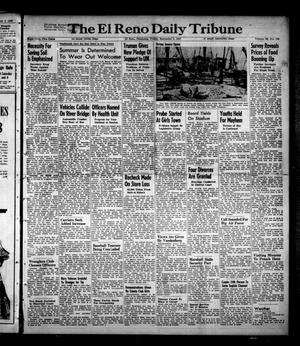 Primary view of object titled 'The El Reno Daily Tribune (El Reno, Okla.), Vol. 56, No. 159, Ed. 1 Friday, September 5, 1947'.