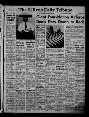 Primary view of The El Reno Daily Tribune (El Reno, Okla.), Vol. 61, No. 155, Ed. 1 Friday, August 29, 1952