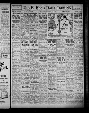 Primary view of object titled 'The El Reno Daily Tribune (El Reno, Okla.), Vol. 50, No. 111, Ed. 1 Tuesday, July 8, 1941'.