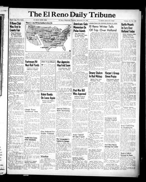 Primary view of object titled 'The El Reno Daily Tribune (El Reno, Okla.), Vol. 53, No. 172, Ed. 1 Tuesday, September 19, 1944'.