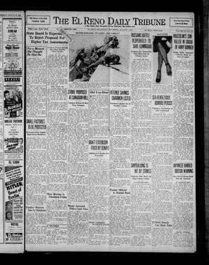 Primary view of object titled 'The El Reno Daily Tribune (El Reno, Okla.), Vol. 50, No. 137, Ed. 1 Thursday, August 7, 1941'.
