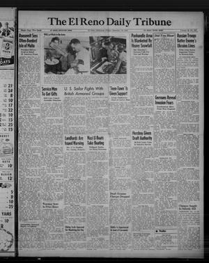 Primary view of The El Reno Daily Tribune (El Reno, Okla.), Vol. 52, No. 243, Ed. 1 Friday, December 10, 1943