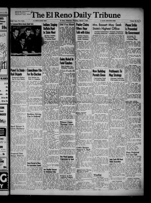 Primary view of object titled 'The El Reno Daily Tribune (El Reno, Okla.), Vol. 55, No. 6, Ed. 1 Thursday, March 7, 1946'.