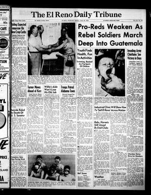 Primary view of The El Reno Daily Tribune (El Reno, Okla.), Vol. 63, No. 96, Ed. 1 Sunday, June 20, 1954