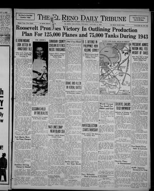 The El Reno Daily Tribune (El Reno, Okla.), Vol. 50, No. 264, Ed. 1 Tuesday, January 6, 1942