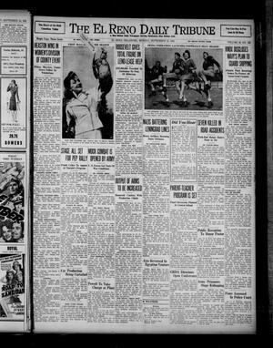 Primary view of The El Reno Daily Tribune (El Reno, Okla.), Vol. 50, No. 169, Ed. 1 Monday, September 15, 1941