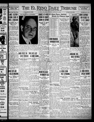 Primary view of object titled 'The El Reno Daily Tribune (El Reno, Okla.), Vol. 46, No. 277, Ed. 1 Tuesday, January 25, 1938'.