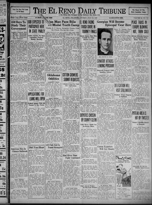 Primary view of object titled 'The El Reno Daily Tribune (El Reno, Okla.), Vol. 48, No. 127, Ed. 1 Sunday, July 23, 1939'.