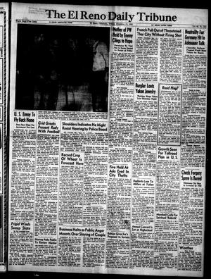 Primary view of object titled 'The El Reno Daily Tribune (El Reno, Okla.), Vol. 62, No. 244, Ed. 1 Friday, December 11, 1953'.