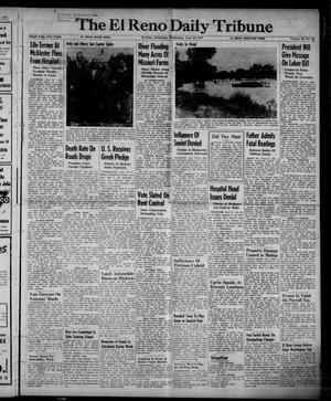The El Reno Daily Tribune (El Reno, Okla.), Vol. 56, No. 93, Ed. 1 Wednesday, June 18, 1947